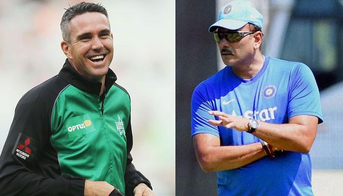 """केविन पीटरसन का रवि पर तंज, पूछा """"मुख्य कोच फिर से दोस्त है""""? जाने ऐसा क्यों कहा पीटरसन ने 7"""