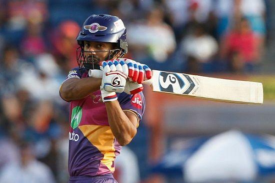 आईपीएल की सनसनी राहुल त्रिपाठी ने एक बार फिर खेली जबरदस्त पारी, पेश किया भारतीय टीम की दावेदारी 5