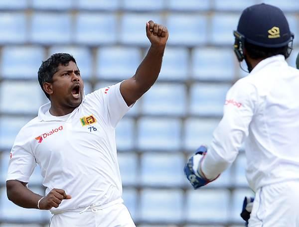 कोलकत्ता की पिच को लेकर इस श्रीलंकाई गेंदबाज़ ने दी चेतावनी, कहा पाचवें दिन हम भारत की हालात पतली कर देंगे 1