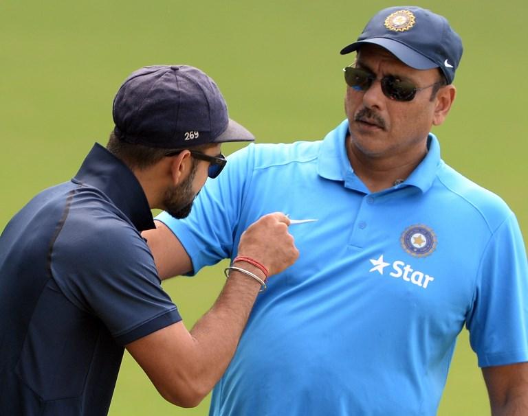 राहुल द्रविड़ और शास्त्री को साथ कोच बना कर बीसीसीआई ने अपने ही पैरो पर मारी कुल्हाड़ी, शुरू हो सकते है ये विवाद 42