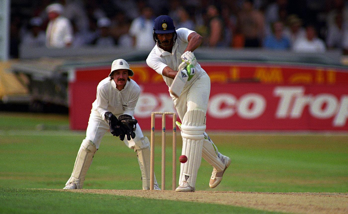 चपाती शॉट के लिए मशहूर रवि शास्त्री का कुछ ऐसा रहा है भारत के लिए खेलते हुए करियर 25