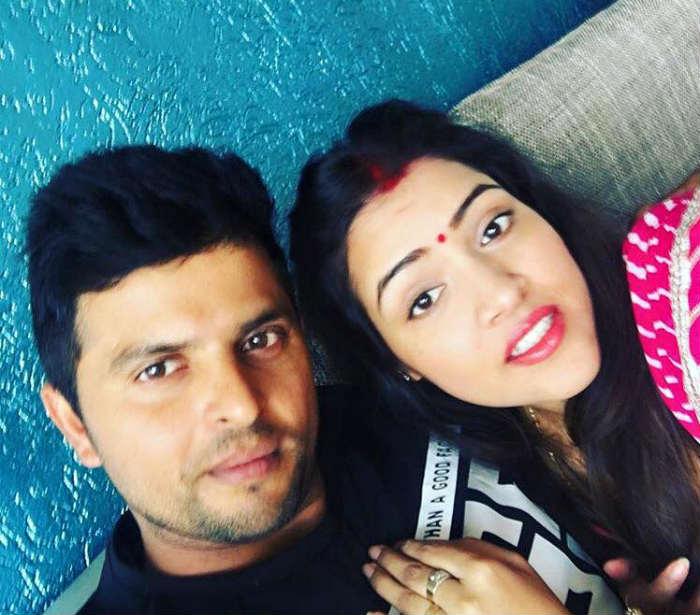 गौतम गंभीर ने सुरेश रैना की पत्नी प्रियंका रैना को भेजा ये मैसेज 1