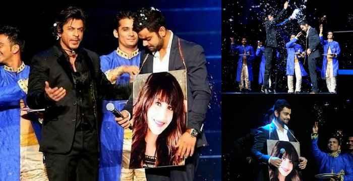 वीडियो: विराट कोहली और अनुष्का शर्मा का पहले ही हो चूका है स्वयंवर, वीडियो आई सामने 2