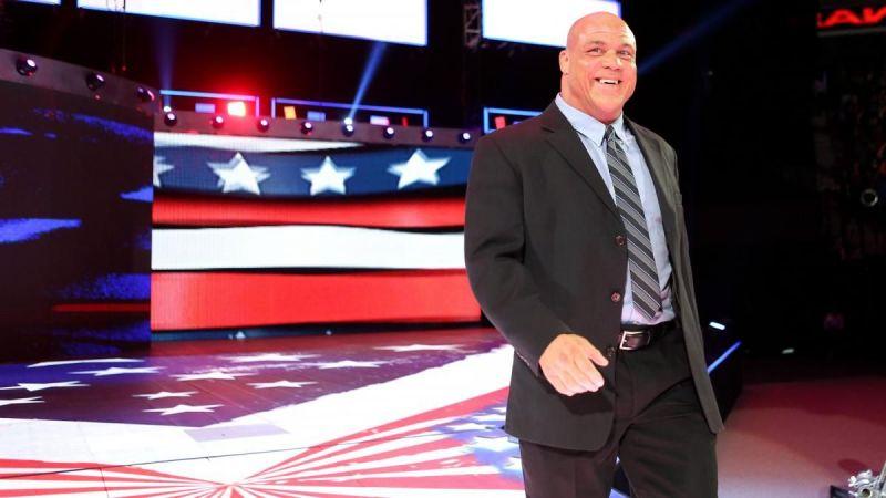 WWE NEWS: WWE रॉ के जनरल मैनेजर कर्ट एंगल कर रहे है स्टोरीलाइन में बदलाव, अब इस स्टोरीलाइन में दिखेगा WWE 1