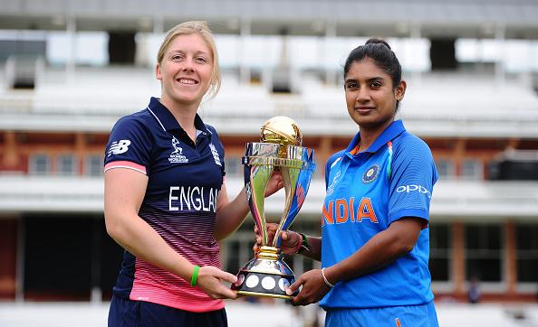 आईसीसी महिला विश्व कप 2017: आईसीसी ने घोषित की महिला टीम ऑफ़ द टूर्नामेंट, 3 भारतीय खिलाड़ियों को मिली जगह 1