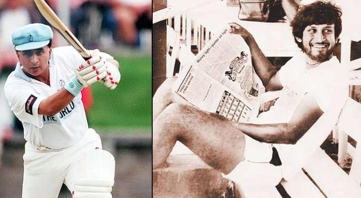 जब सुनील गावस्कर का शतक देखने के चक्कर में इस दिग्गज खिलाड़ी ने पैंट में ही कर दी थी टॉयलेट! 10