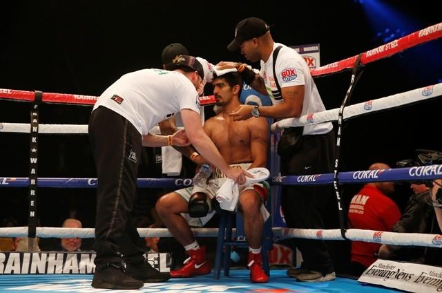 विजेंदर सिंह को 2-3 राउंड में ही नॉक आउट करने के लिए घर में ही 10 घंटे अभ्यास कर रहा है यह चायनीज मुक्केबाज 3