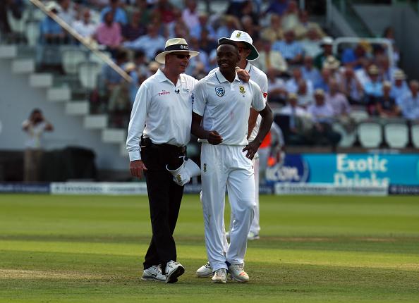 साउथ अफ्रीका के कप्तानडीन एल्गर ने लॉर्ड्स टेस्ट मैच को हारने के बाद प्रेस कांफ्रेंस में रबाडा के निलंबन को लेकर बोल डाली ये बड़ी बात 3