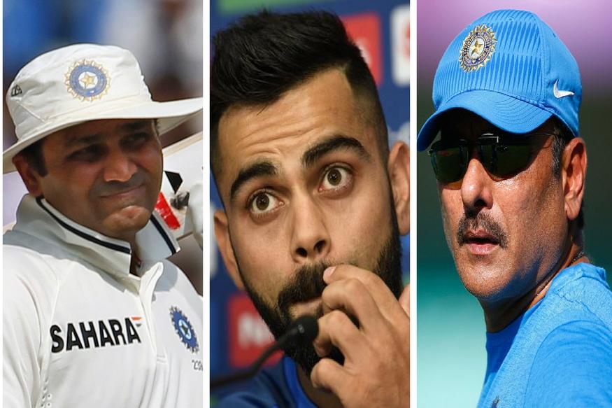 कोच पद के लिए राहुल द्रविड़ ने किया इंकार, तो ये 3 खिलाड़ी हो सकते हैं रवि शास्त्री के विकल्प 6