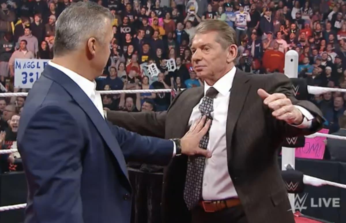 WWE के मालिक के बेटे शेन मैकमोहन का रेसलमेनिया में होगा इस रेस्लर के साथ मुकाबला, जाने नाम 12
