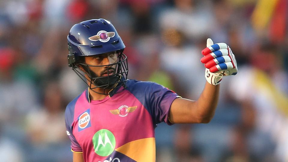 आईपीएल की सनसनी राहुल त्रिपाठी ने एक बार फिर खेली जबरदस्त पारी, पेश किया भारतीय टीम की दावेदारी 1