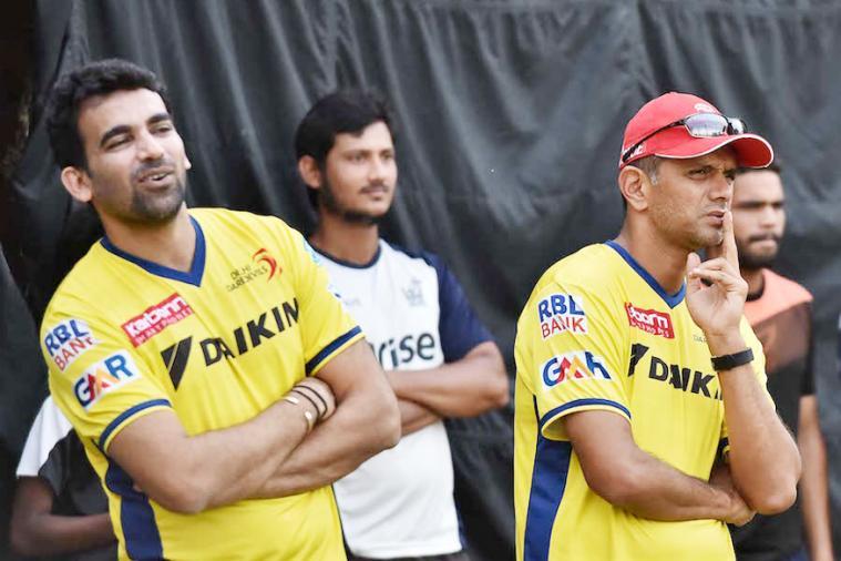 राहुल द्रविड़ और जहीर खान के टीम से जुड़ने पर रवि शास्त्री ने तोड़ी चुप्पी व्यक्त की चौकाने वाली प्रतिक्रिया 6