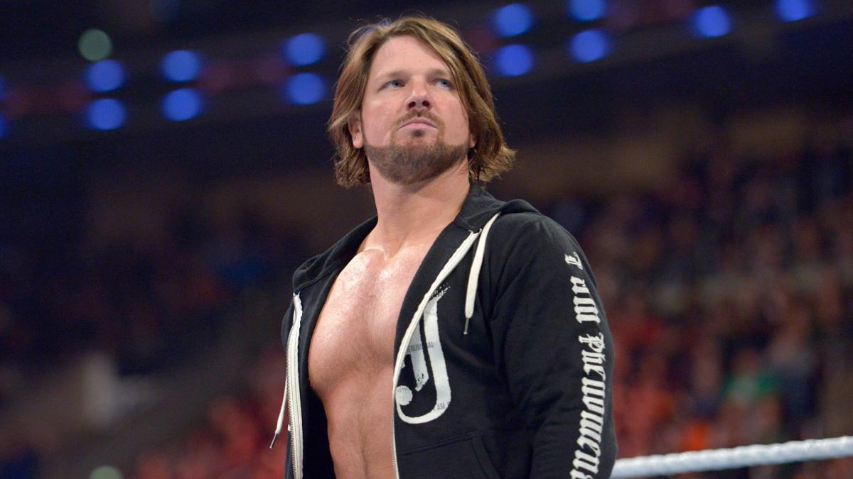 NEWS: आखिरकार एजे स्टाइल्स ने खोला बड़ा राज़, बताया आखिर क्यों TNA को छोड़कर WWE में आये 18