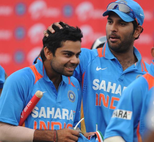 श्रीलंका के खिलाफ वनडे सीरीज से पहले विराट कोहली ने अपने प्रसंशको के लिए शेयर किया ये इमोशनल संदेश 4