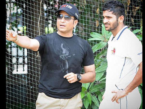 लीजेंड सचिन तेंदुलकर की इस एक सलाह ने शार्दुल ठाकुर को दिला दी भारतीय टीम में जगह 4