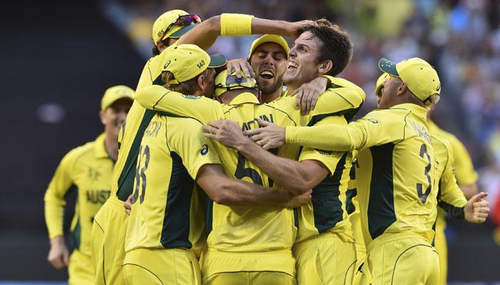 12 सितम्बर को पहले भिडंत के लिए चेन्नई पहुँची ऑस्ट्रेलियाई टीम 1