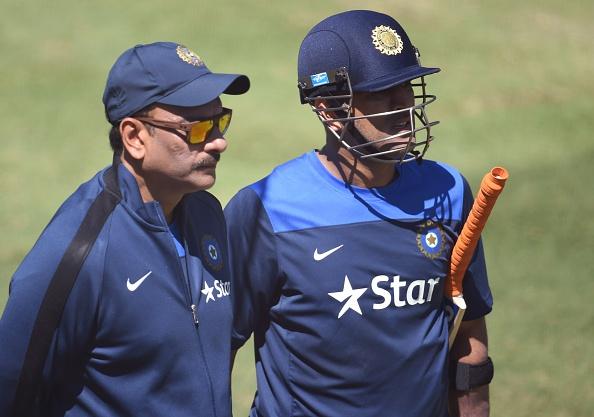 श्रीलंका के खिलाफ धोनी ने सिर्फ ट्रेलर दिखाया था, ऑस्ट्रेलिया के लिए कुछ बड़ा होने की आशंका हैं: शास्त्री 2