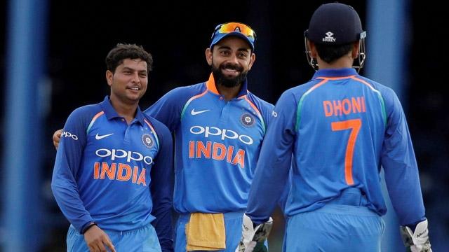 भारतीय टीम में एम एस धोनी के वापसी से विरोधी टीम से इसलिए 4 गुना बेहतर प्रदर्शन करती है भारतीय टीम 3