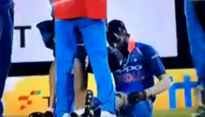 वीडियो: 27.1 ओवर में हार्दिक पांड्या के साथ हुआ दर्दनाक घटना, मैदान से ले जाया गया बाहर