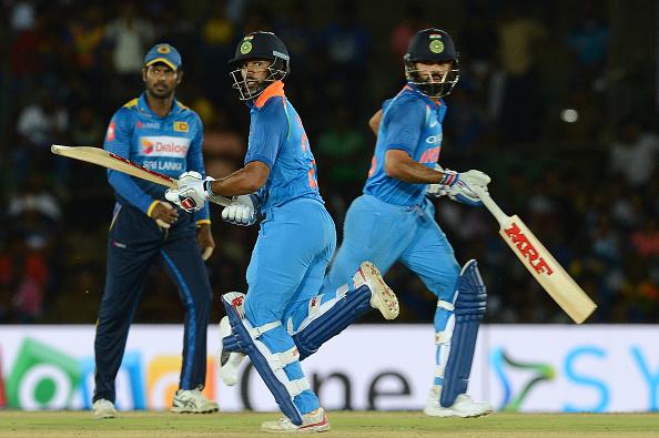 STATS: भारतीय टीम की शानदार जीत में चमके शिखर धवन बना डाले पुरे 7 रिकॉर्ड, सहवाग को दी चुनौती 6