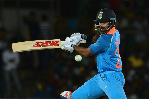 STATS: भारतीय टीम की शानदार जीत में चमके शिखर धवन बना डाले पुरे 7 रिकॉर्ड, सहवाग को दी चुनौती 4
