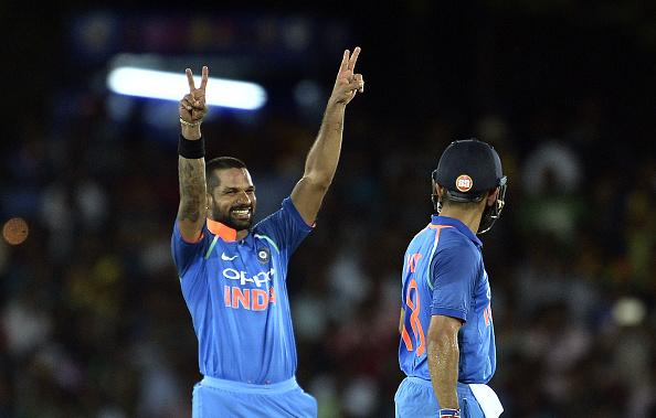 STATS: भारतीय टीम की शानदार जीत में चमके शिखर धवन बना डाले पुरे 7 रिकॉर्ड, सहवाग को दी चुनौती 8
