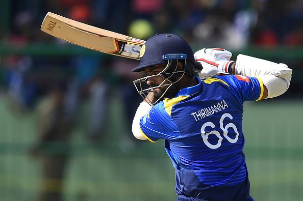 इस दिग्गज खिलाड़ी को दिया लहिरू थिरिमाने ने अपनी शानदार पारी श्रेय, 18 महीनों के बाद हुई हैं क्रिकेट के मैदान पर वापसी 1