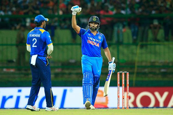 श्रीलंका के खिलाफ पांचवे मैच में उपकप्तान रोहित शर्मा के पास है बड़ा मौका, बन सकते हैं भारत के पहले बल्लेबाज 2