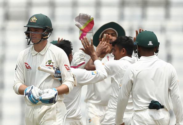 मीरपूर टेस्ट- शाकिब के सामने घुटने टेकी ऑस्ट्रेलिया, मैच के दौरान हुआ कुछ ऐसा नहीं होगा जानकर यकीन 3