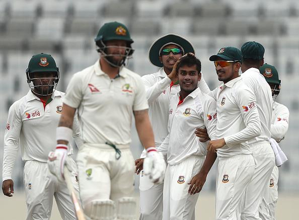 मीरपूर टेस्ट- शाकिब के सामने घुटने टेकी ऑस्ट्रेलिया, मैच के दौरान हुआ कुछ ऐसा नहीं होगा जानकर यकीन 5