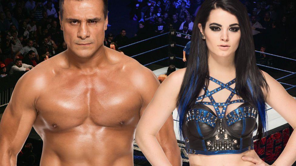 VIDEO: WWE डीवा पेज है लेस्बियन, रिंग में लड़ते हुए एजे ली के साथ सरेआम कैमरे के सामने किया था ये गंदा काम, अकेले में ही देखे विडियो 2