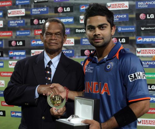श्रीलंका के खिलाफ वनडे सीरीज से पहले विराट कोहली ने अपने प्रसंशको के लिए शेयर किया ये इमोशनल संदेश 2