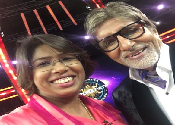 कप्तान मिताली राज ने अब केबीसी में दिखया दम, कमाए इतने लाख रूपए मगर लेने से कर दिया इनकार..तो अमिताभ बच्चन ने कह दी ऐसी बात 2