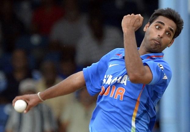 वीडियो : 6.6 ओवर में भुवनेश्वर कुमार ने कराई सदी की ऐसी स्विंग गेंद, कॉलिन मुनरो हुए चारों खाने चित 12