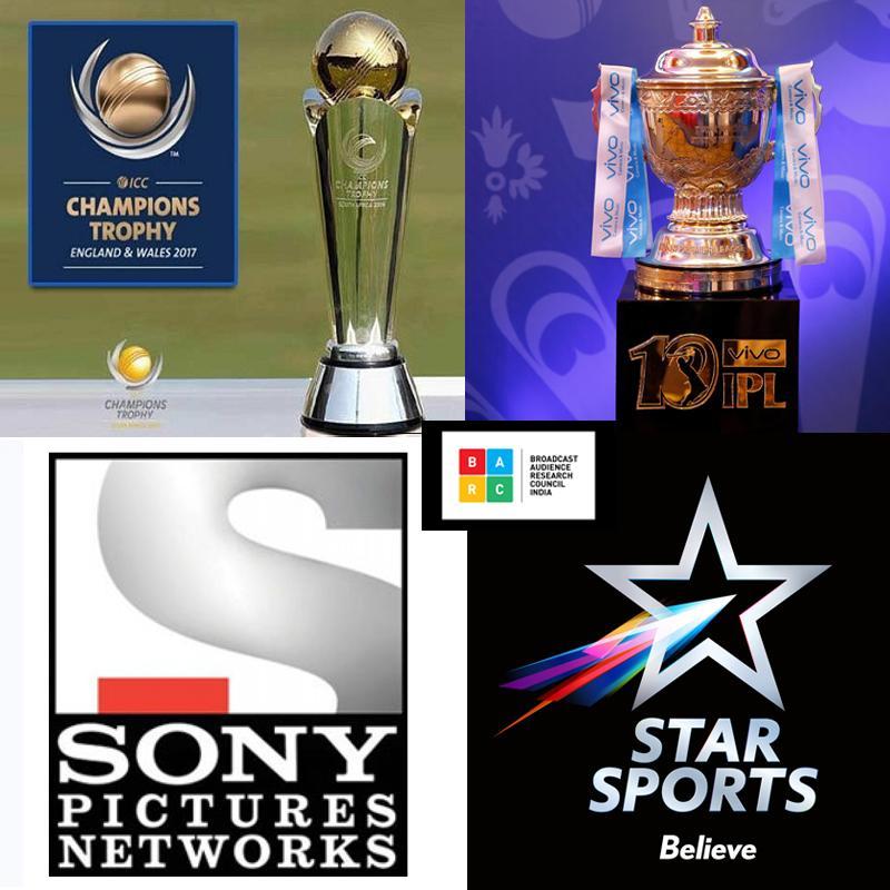 आईपीएल के पहले ही हफ्ते में सोनी ने मारी व्युर्स के मामले में स्टार से बाजी 1