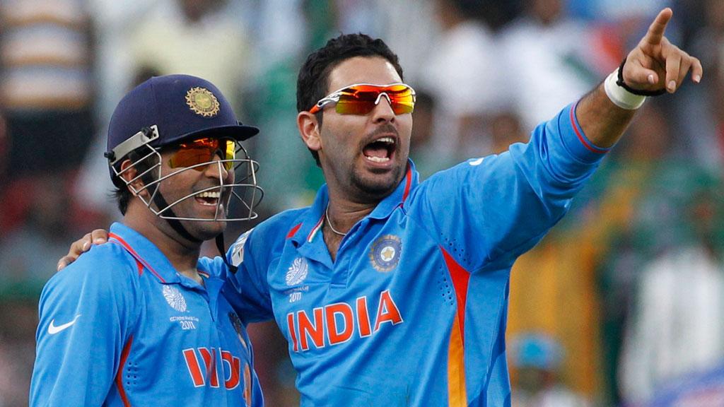 युवराज सिंह ने अब बताया क्यों विश्व कप 2011 फाइनल मैच में उनसे पहले खेले महेंद्र सिंह धोनी