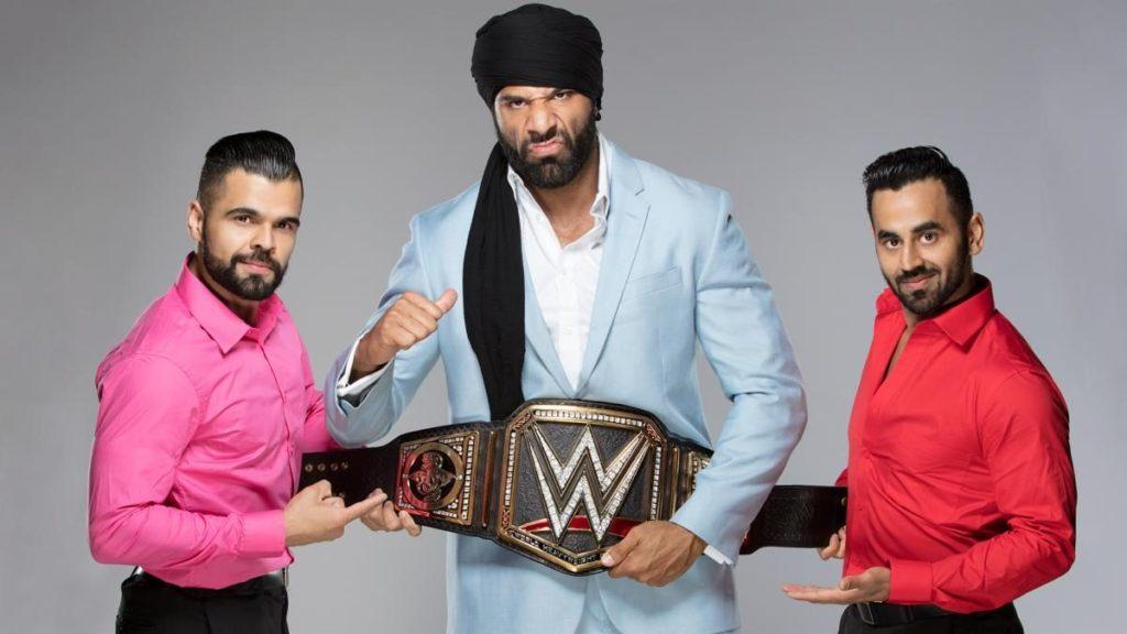 WWE NEWS: जिंदर महल इन दो रेस्लरो को अपना पार्टनर बनाकर करना चाहते हैं शील्ड का मुकाबला 4