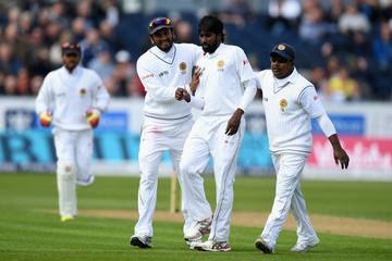 भारत और श्रीलंका के बीच खेले जा रहे दुसरे टेस्ट के बीच चोटिल होकर बाहर हुआ स्टार खिलाड़ी 3