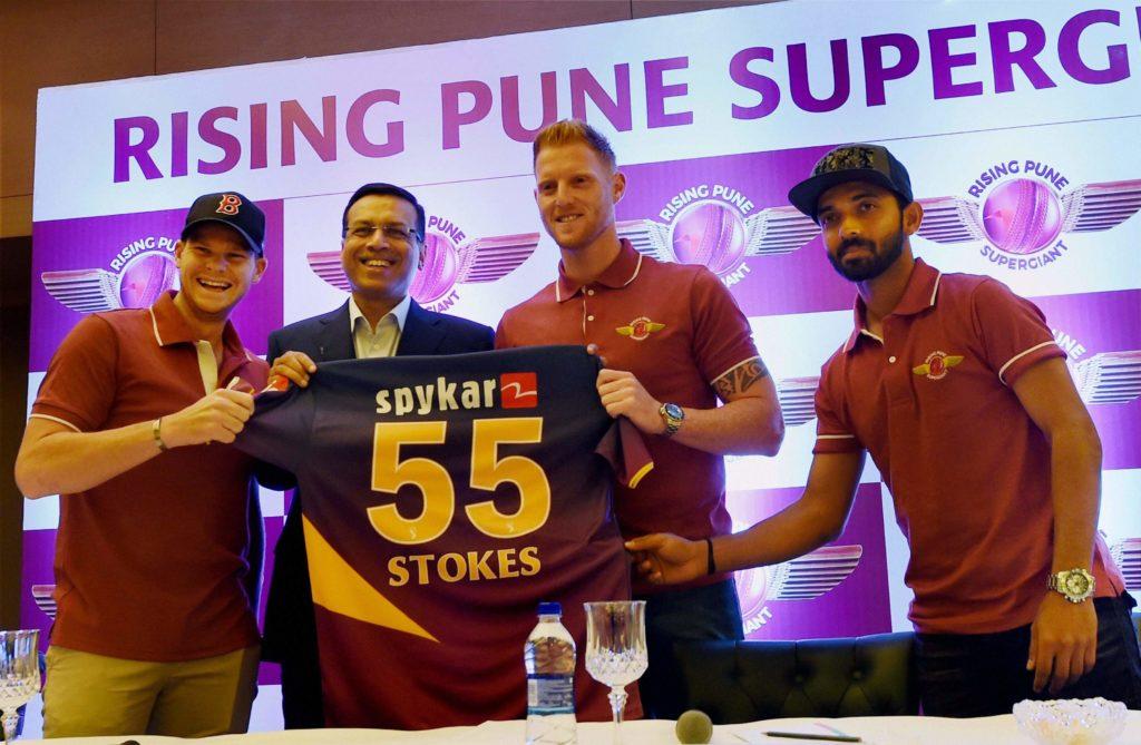 आईपीएल 2018 में जगह नहीं मिलने पर आया राइंजिग पुणे सुपरजाइंट के मालिक का बड़ा बयान 2