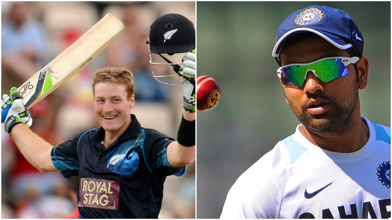 रोहित शर्मा के 264 रनों के रिकाॅर्ड पर मँडरा रहा है खतरा, इस बल्लेबाज ने दी चुनौती 18