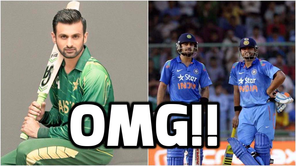 विराट कोहली और सुरेश रैना को मात देकर शोयब मलिक इस मामले में बने एशिया के नम्बर 1 बल्लेबाज 1
