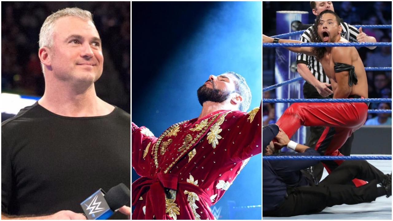 WWE SMACKDOWN PREDICTION: इन स्टोरीलाइन के साथ नजर आयेंगे स्मैकडाउन के रेस्लर्स, क्या शेन मैकमोहन दिखा पायेंगे कोई कमाल ? 15