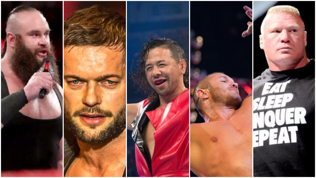 समरस्लैम के खत्म होने के बाद कुछ इन स्टोरीलाइन के साथ नजर आ सकते हैं आपके चहेते WWE स्टार्स 20