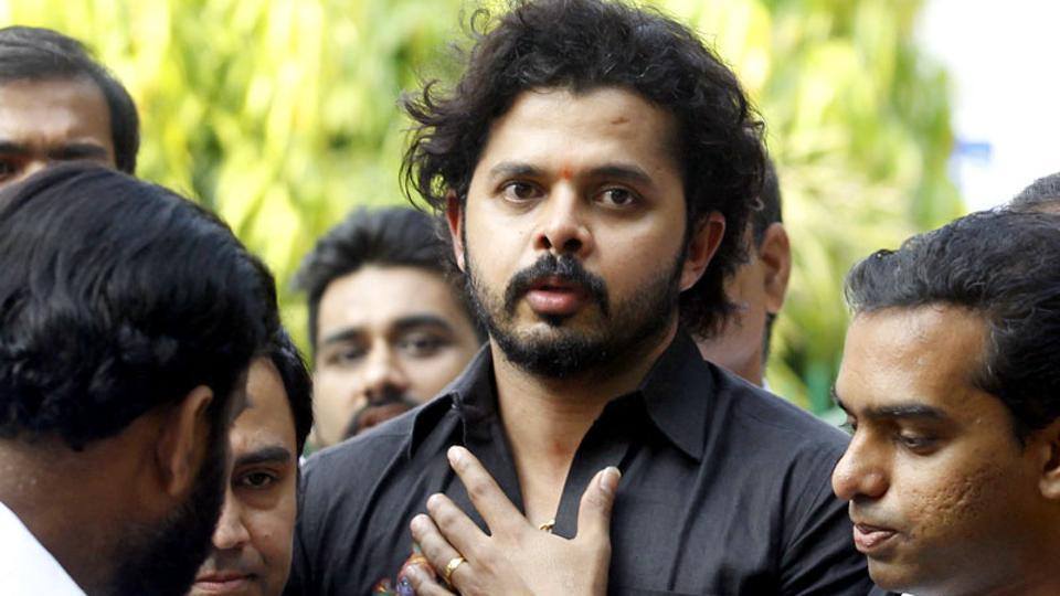 श्रीसंत को अभी भी नहीं मिली राहत, केरल उच्च न्यायालय के फैसले पर अपील कर सकता हैं बीसीसीआई 14