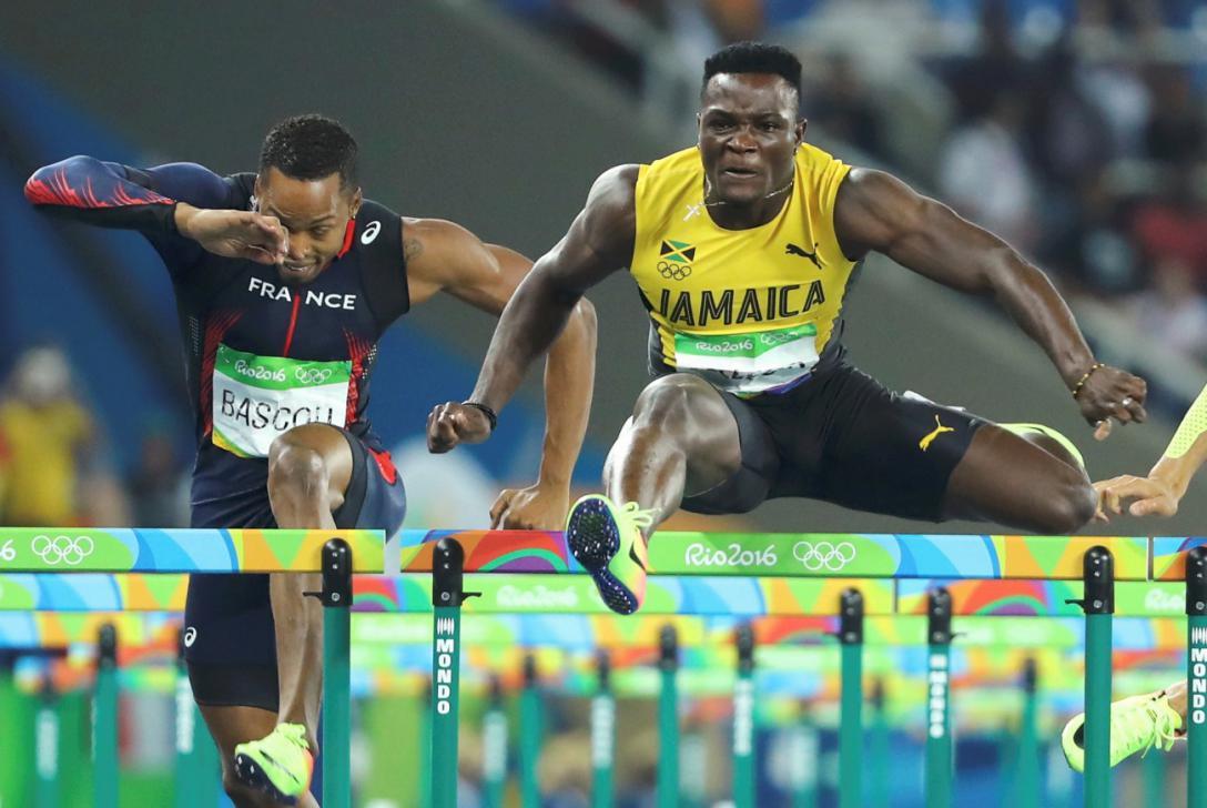 विश्व एथलेटिक्स : जमैका को मैक्लोड ने दिया स्वर्ण का गौरव 6