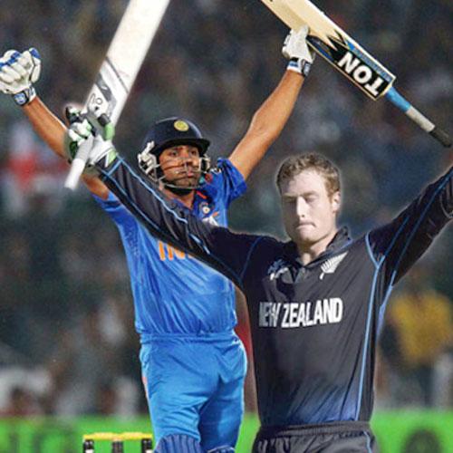 बांग्लादेश के खिलाफ 118 रनो की पारी खेल मार्टिन गुप्टिल ने तोड़ा रोहित शर्मा का विश्व रिकॉर्ड 3
