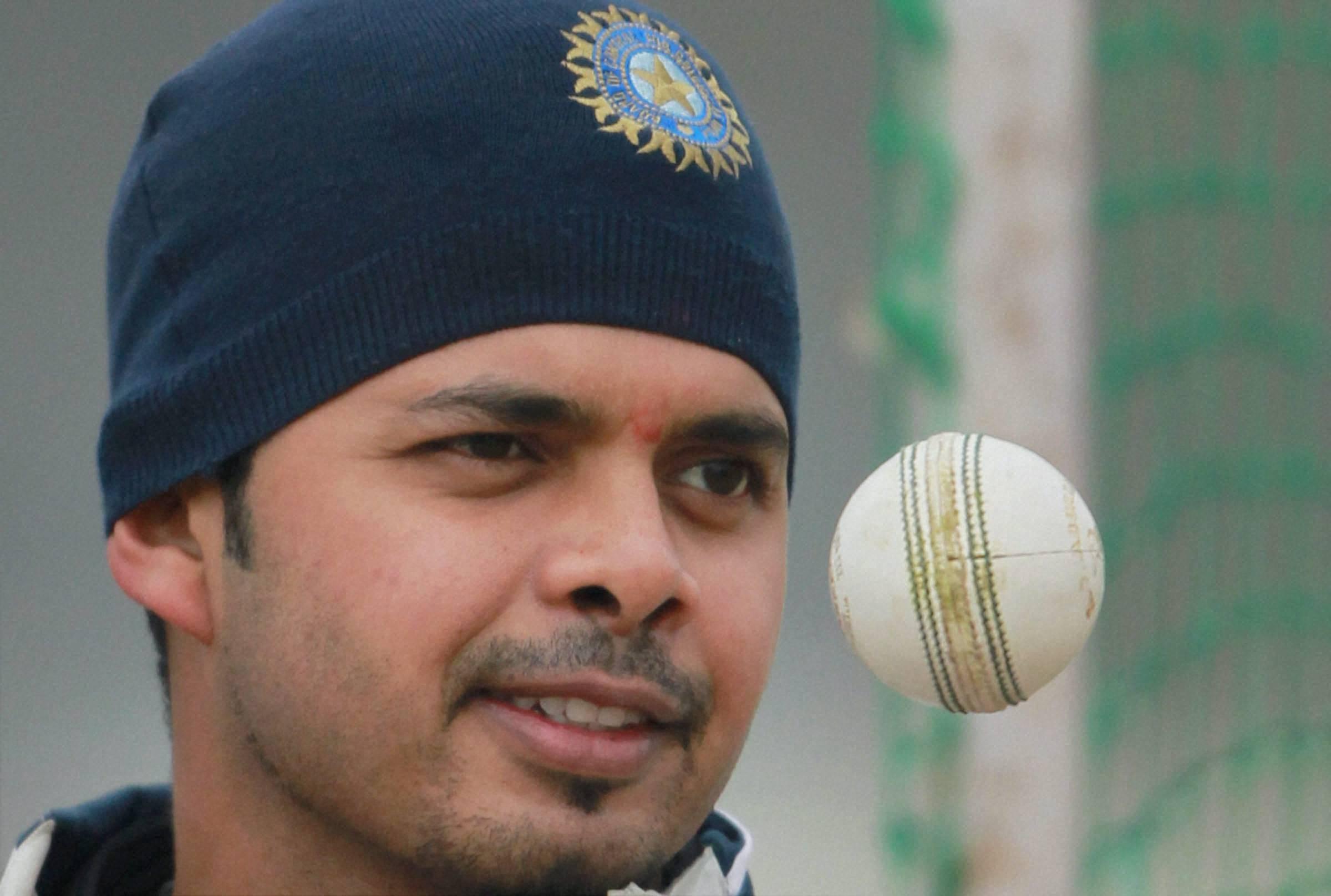 श्रीसंत के प्रसंशको के लिए खुशखबरी, केरल क्रिकेट संघ श्रीसंत की वापसी को तैयार, बीसीसीआई भी जल्द दे सकती है मंजूरी 3