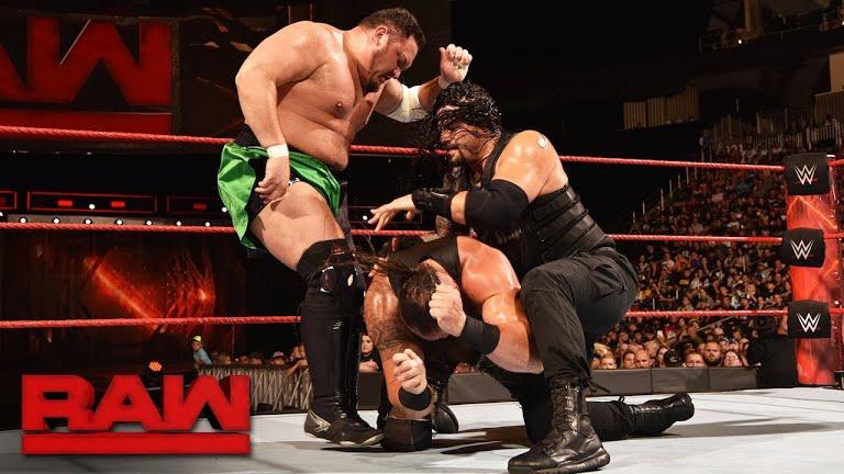 WWE NEWS: रॉ के अगले एपिसोड में लास्ट मैन स्टैंडिंग मैच में नजर आयेंगे रोमन रेन्स, होगा इनके साथ धमाकेदार मुकाबला 3