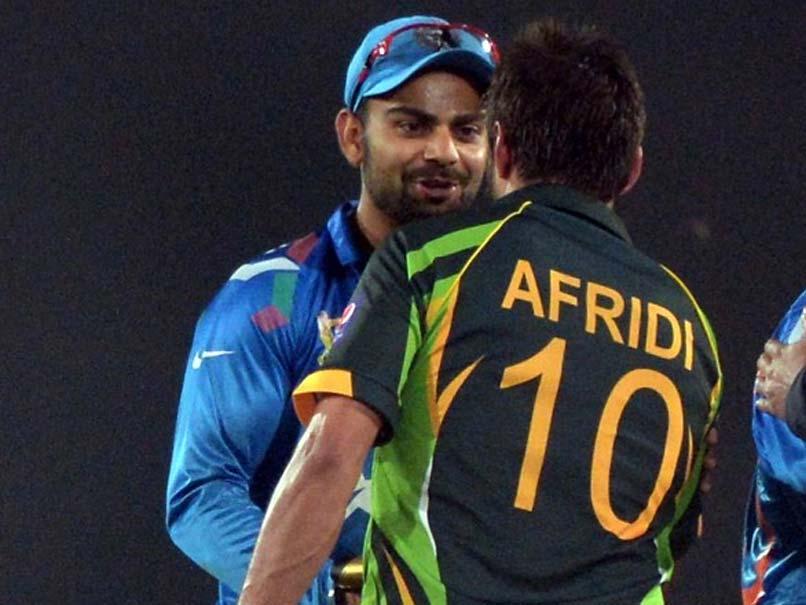 दुनिया के सबसे विवादित क्रिकेटरों में से एक शाहिद अफरीदी इस भारतीय खिलाड़ी को मानते है अपना सच्चा दोस्त 4
