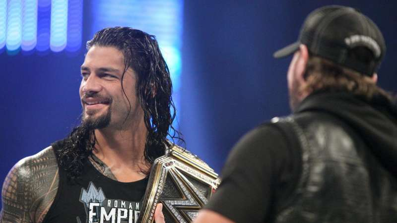 WWE NEWS: रोमन रेन्स ने जॉन सीना को नहीं बल्कि इस रेस्लर को बताया अपना फेवरेट प्रतिद्वंदी 1
